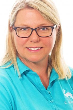Portrait von Daniela Hornbrook